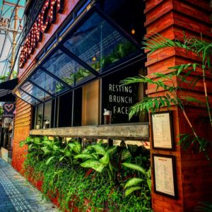 Brunch Club Bali